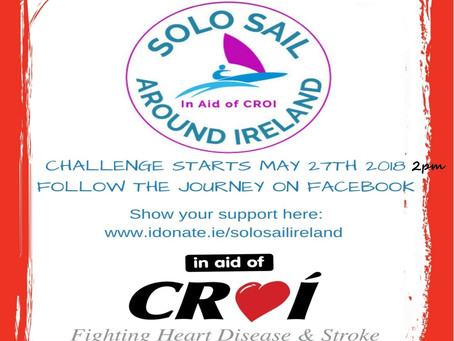 SOLO SAIL STARTS AT OPEN DAY