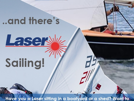 TRY A LASER at GBSC OPEN DAY