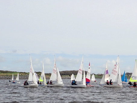 GBSC JUNIOR REGATTA 20th SEPT. - BOOKING CLOSED