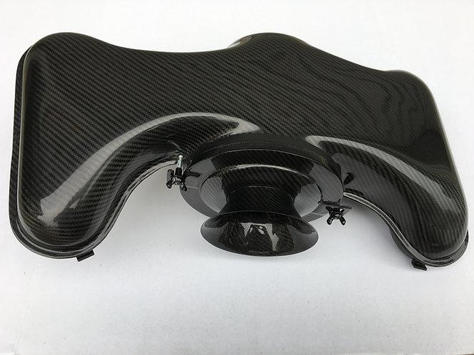 Rebel S Racing Carbon Fiber Air Box