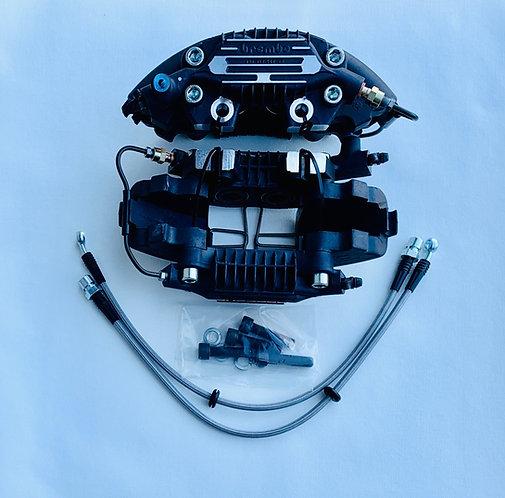 930 to 911 Rear Caliper Modification