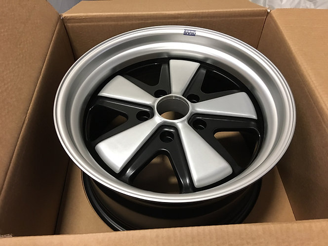 "Braid Wheel Set 17"" RSR Finish"