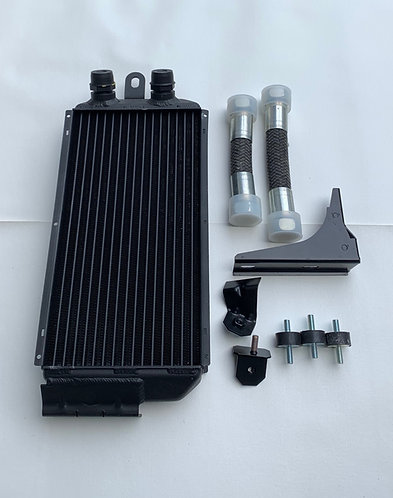 Carrera Front Oil Cooler Kit