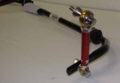 Front Swaybar & Bushing Kit, 993 & 964