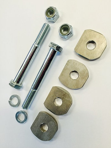 Locking Plate Kit for Adjustable Toe Control Arm