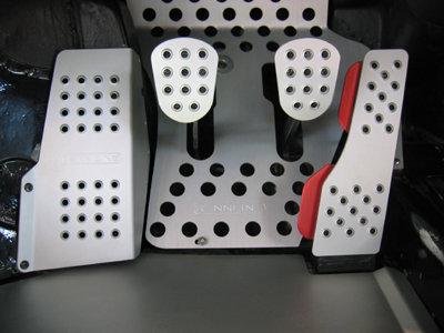 Aluminum Pedal Sets