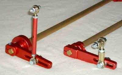 Adjustable Hollow Sway Bars