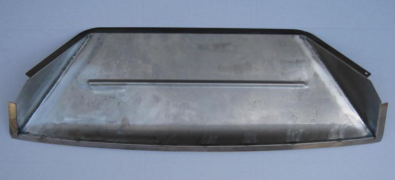 RSR Front Oil Cooler Air Deflection Pan
