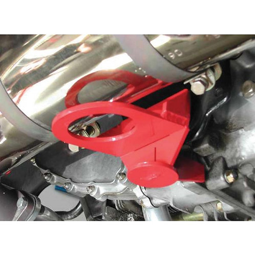 Rebel S Racing Rear Tow Hook and Jack Pad