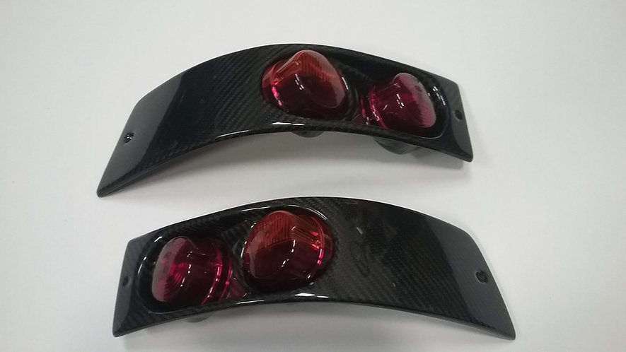 Rebel S Racing 911R Tail Light Assemblies