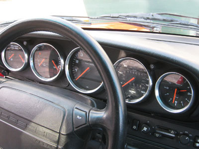 Gauge Bezel Kit