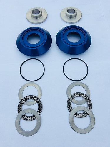 Rebel S Racing Spring Hats with Sealed Thrust Bearings