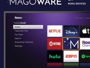 Get MAGOWARE on Roku!