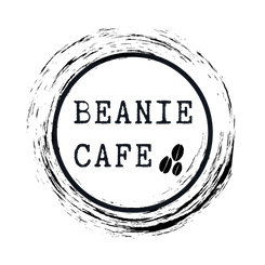 Beanie cafe black transparent .png