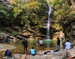 Bhalugaad Waterfall