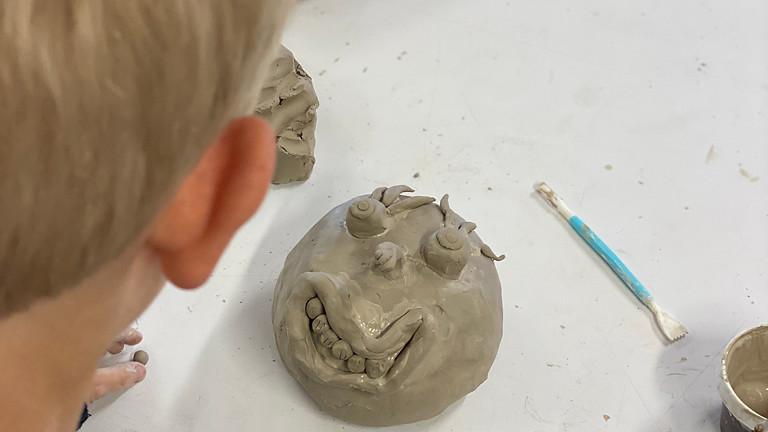 Kinderworkshop Keramiek