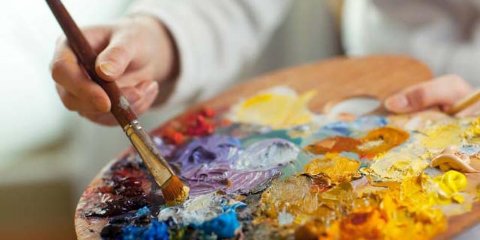 Workshop schilderkunst