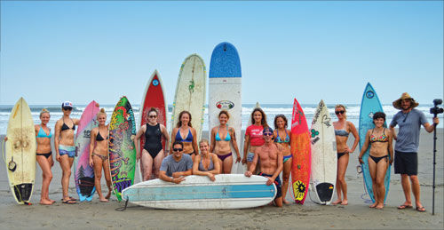 Plan your very own retreat at the WSSM Surf House, tailored to fit your group size, activities and budget