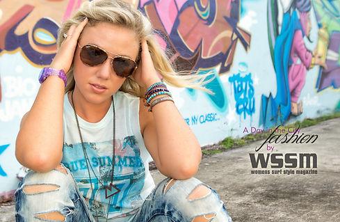 Surf gear, apparel, swimwear, eyeware, footwear, accessories and more from WSSM Womens Surf Style Magazine