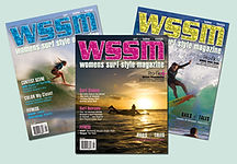 Receive up-to-date information on the WSSM Surf House, WSSM womens surf retreats, magazine releases and more!