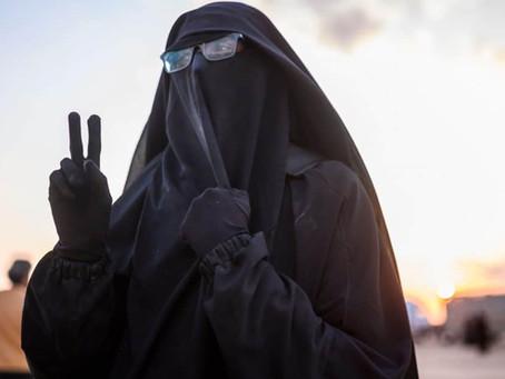 Isis-kotirouvat – kylmää kyytiä sinisilmäisyydelle