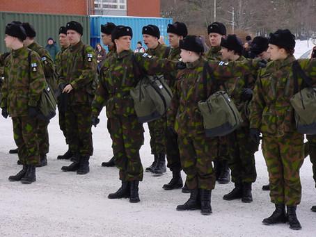Hijab ei kuulu Suomen armeijaan