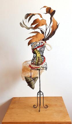 Graceful, by Yolanda Tarunai (4th grade)