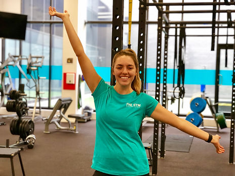 Join, Today, Gym, Melbourne, Hannah Dena