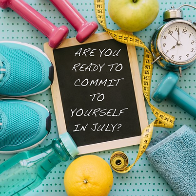 july fitness challenge, the gym apollo b