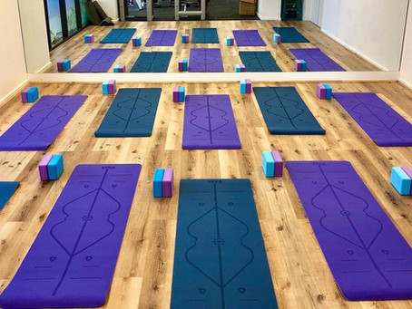 Tailor made Yoga studio built at RCH