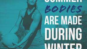 Become a WINTER WARRIOR!!