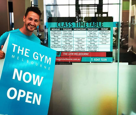 Gym, Melbourne, Gyms Near me, Opening Ho