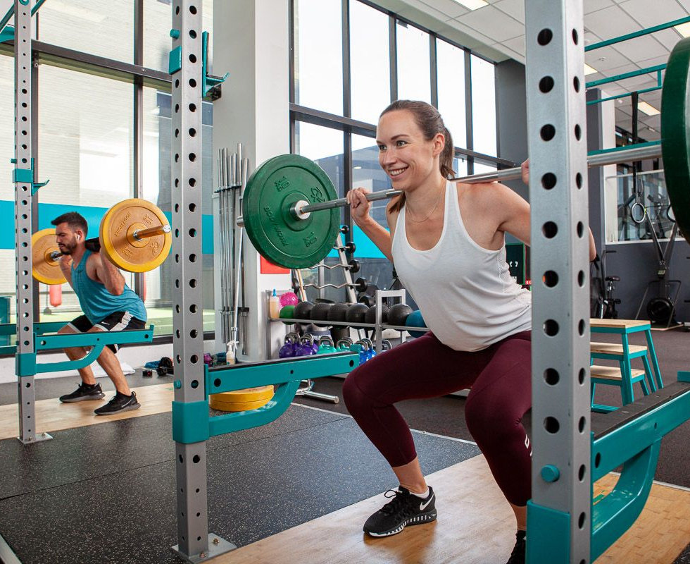 Best gym in Melbourne. Open 24/7 with group fitness and personal training.