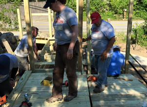 Team Rubicon Service Project