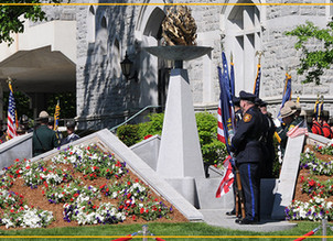 Honoring our fallen officers