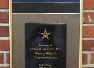 National Law Enforcement Officers Memorial Week