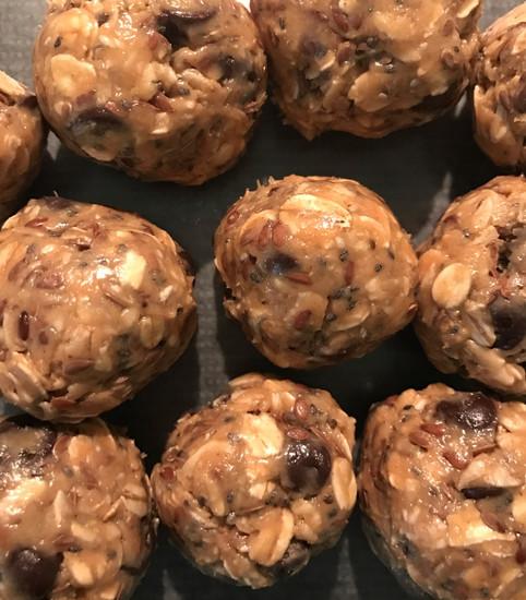 Protein Energy Ball Recipe