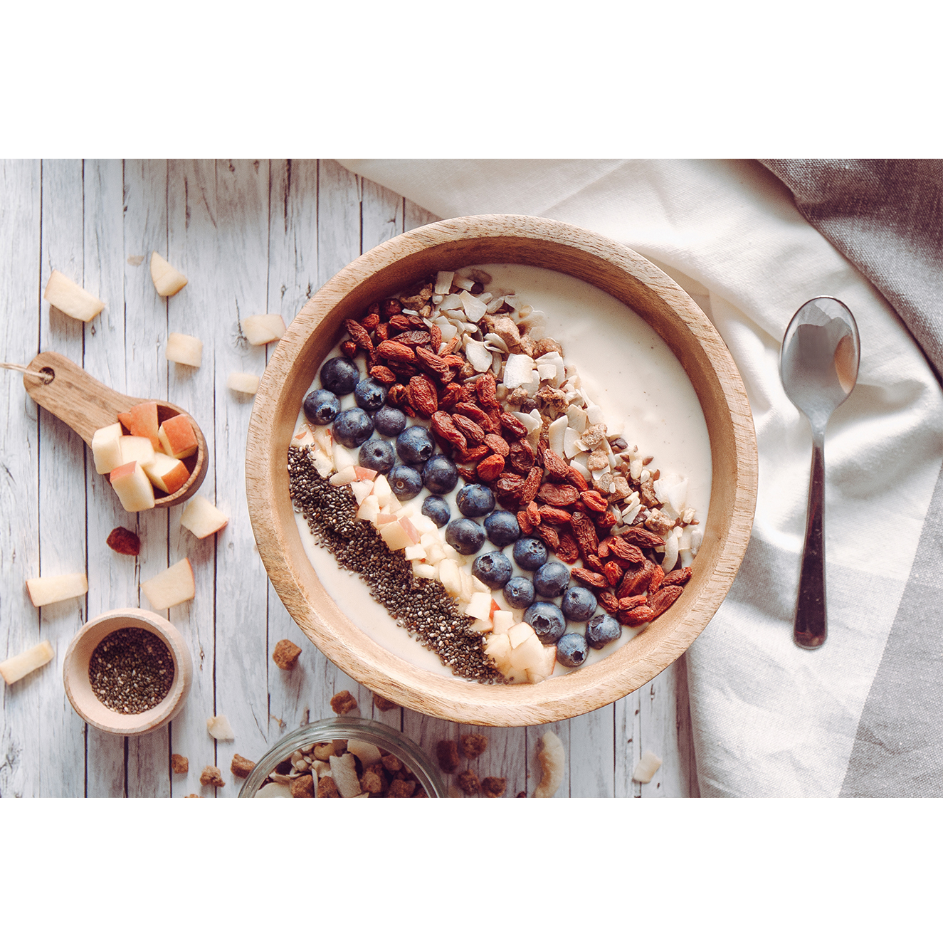Toppits - Breakfast Bowl