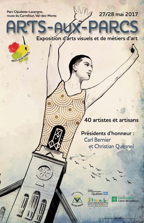 Arts-aux-Parcs Invitation