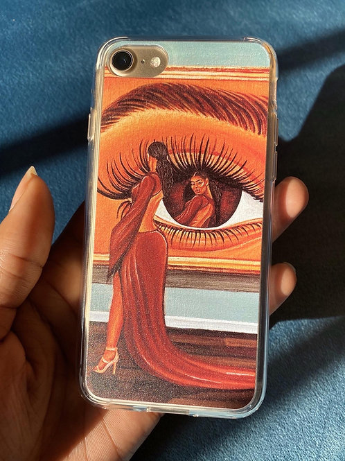 Phone Case - Beauty is in the Eye of the Beholder