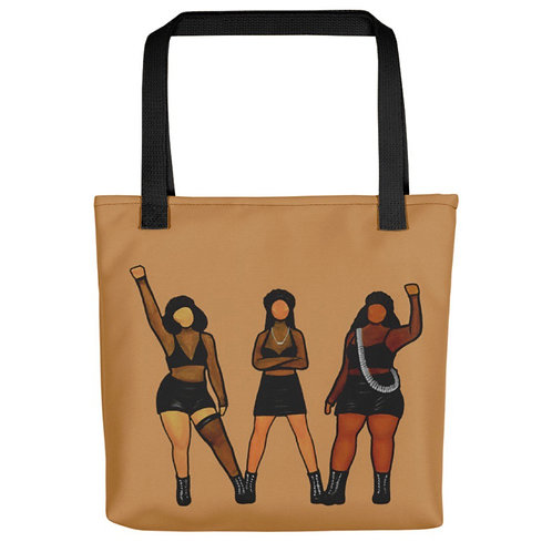 Tote Bag - Freedom Fighters
