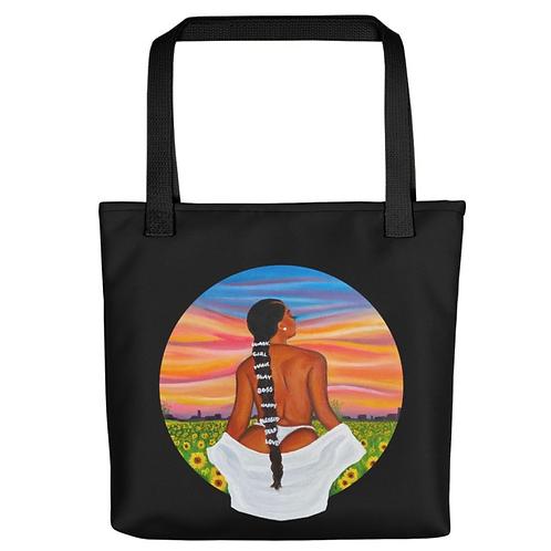 Tote Bag - Black Girl Magic