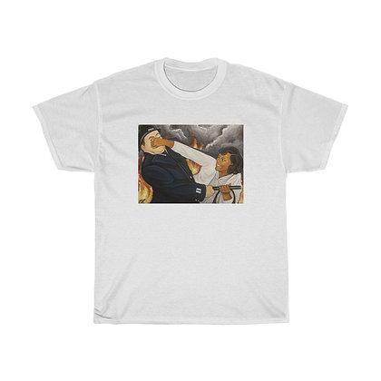T-shirt -No Justice, No Peace