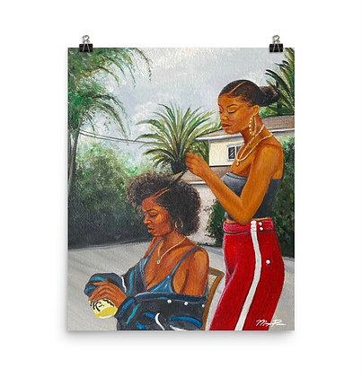 Print - Sisters