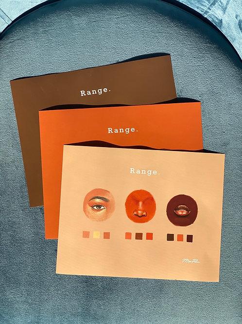Print - Range
