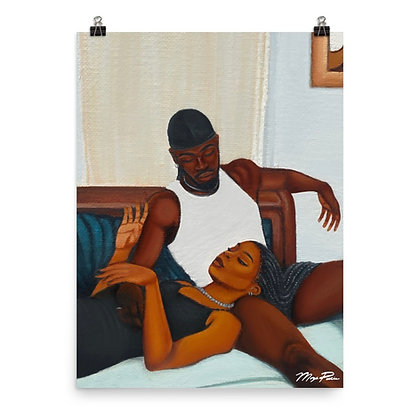 Print - Lovers