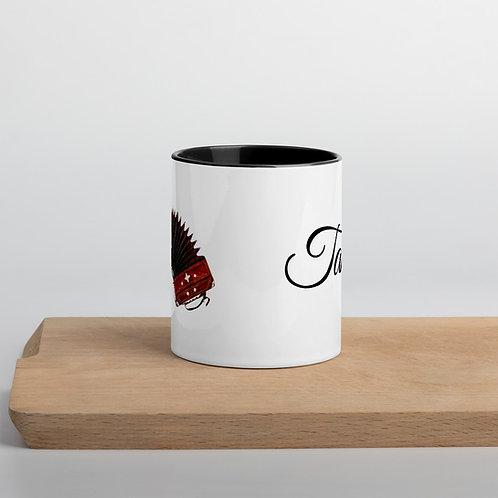 Bandoneon Mug with Color Inside