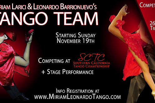Tango Team  (Competition)