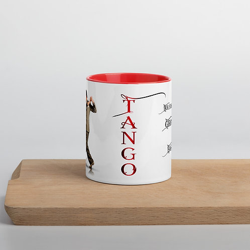 Tango Mug 1 with Color Inside