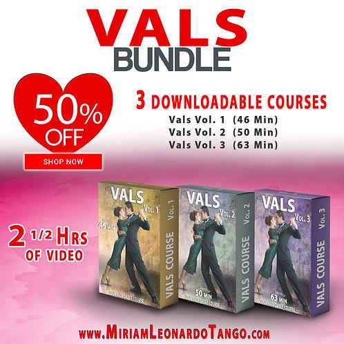 VALS Bundle  (3 Downloadable Courses)